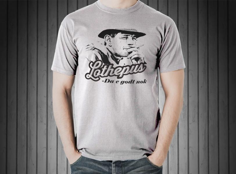 T skjorter Lothepus | Nettbutikk